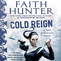 COLD REIGN: JANE YELLOWROCK, BOOK 11