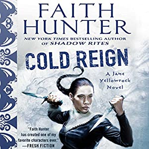 Cold Reign Audiobook