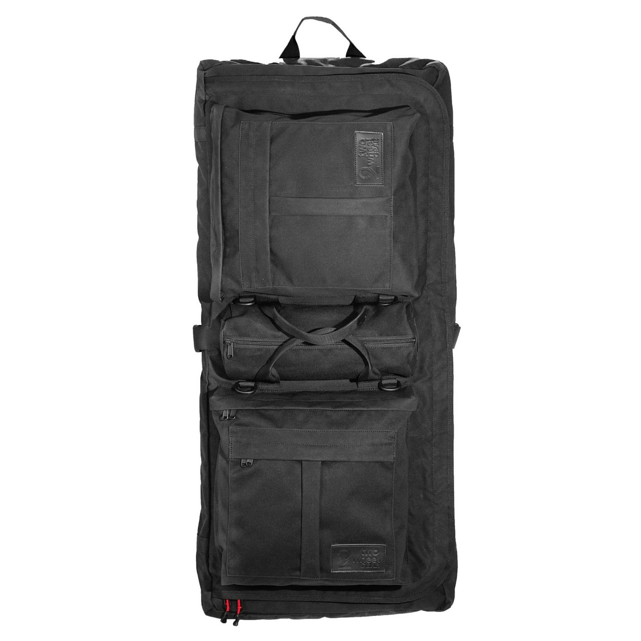 Amazon.com: Dos Rueda Gear – Executive Garment Pannier ...