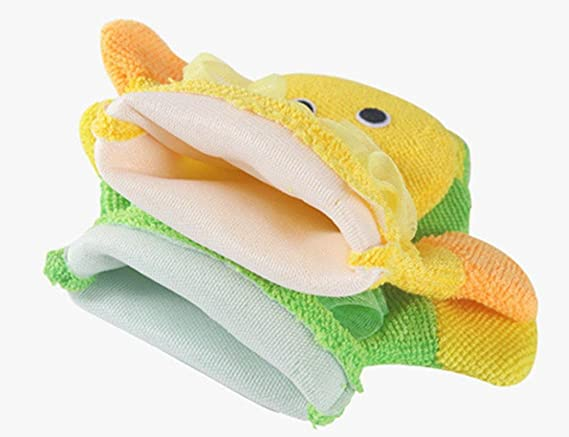 Sensail Bébé Serviette de Bain Animaux Kawaii Gant de Toilette Pour Enfant  Bain (Canard jaune)  Amazon.fr  Bébés   Puériculture 6a006255656