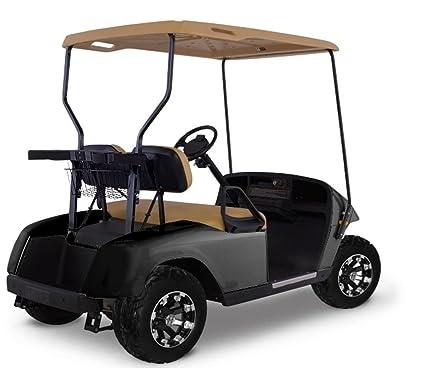 EZGO TXT Golf Cart Body Kit Black 41 5 Inch