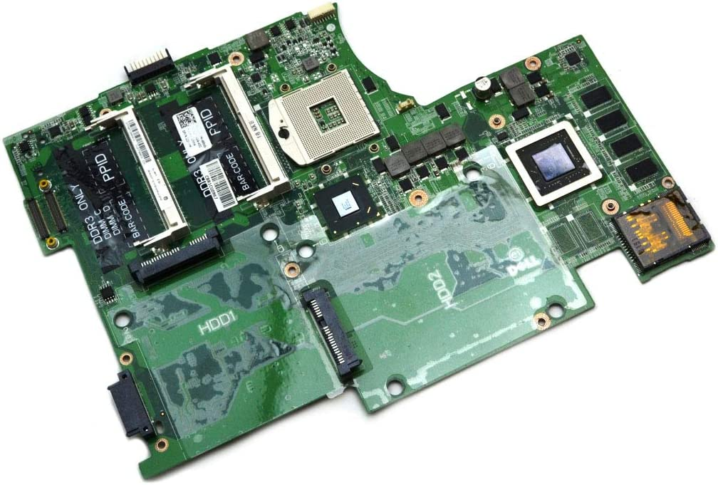 Dell Motherboard nVidia 1GB JJVYM XPS L702x