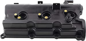 BOXI Right Side Firewall Side Engine Valve Cover w/Gasket Compatible with 2003-2006 Nissan 350Z / 2003-2008 Infiniti FX35/ 2003-2007 Infiniti G35 / 2006-2008 Infiniti M35 3.5L V6 13264AM600 132708J102