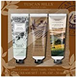 Tuscan Hills 3 Piece Hand Cream Gift Set