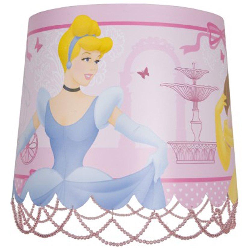 Brilliant Niños Disney Colgante lámpara de Princesa Adornada ...