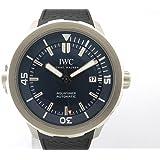アイ・ダブリュ・シー アクアタイマー オートマチック エクスペディション ジャックイヴクストー IW329005 ネイビー メンズ 腕時計 [並行輸入品]