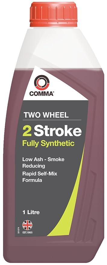 Comma TSTFS1L 2 Stroke - Aceite sintético de motores de vehículos ...