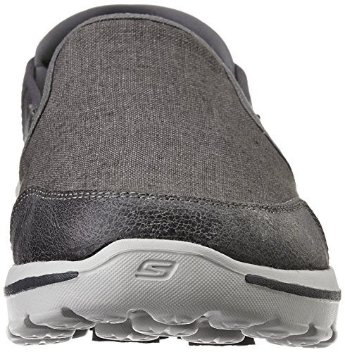 Skechers Rendimiento Go Walk 3 - Streamline zapato que camina negro (charcoal)