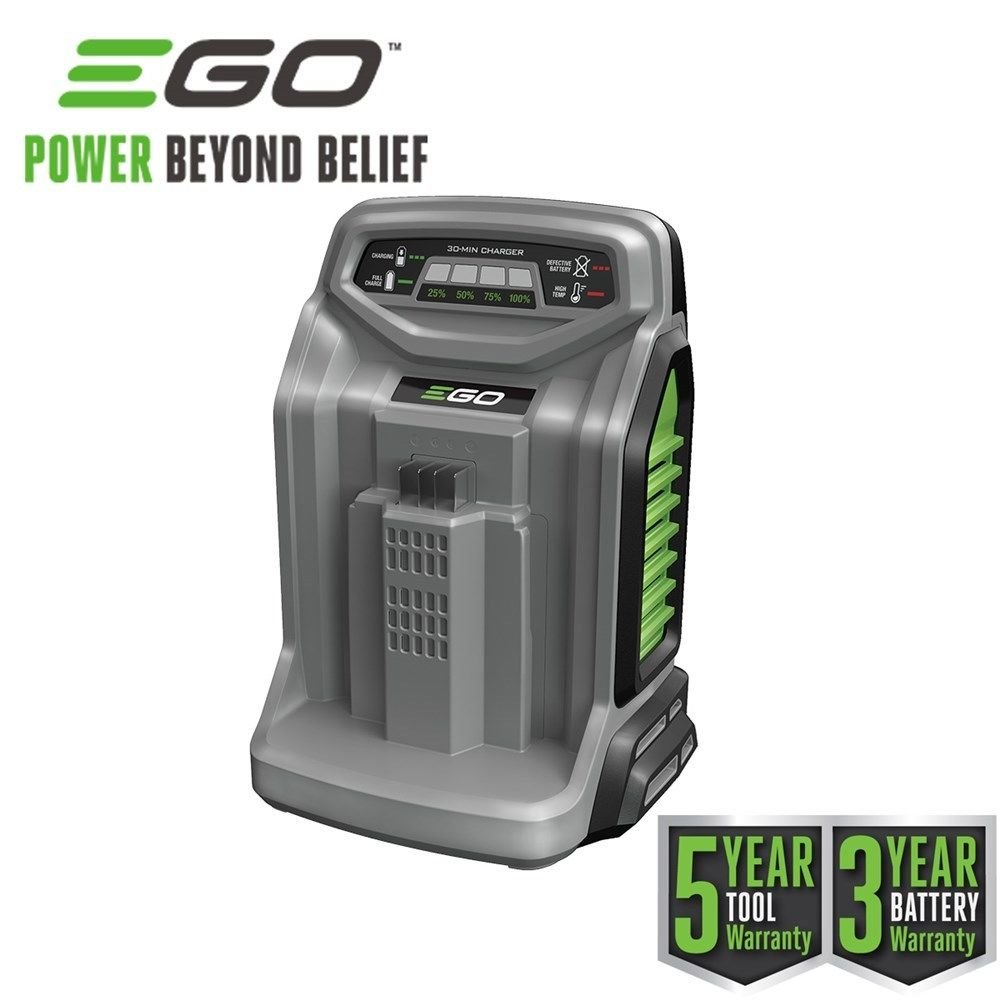 Ego Power Plus Rapid Quick Infinity Blower, Mower, Chainsaw,etc Battery Charger