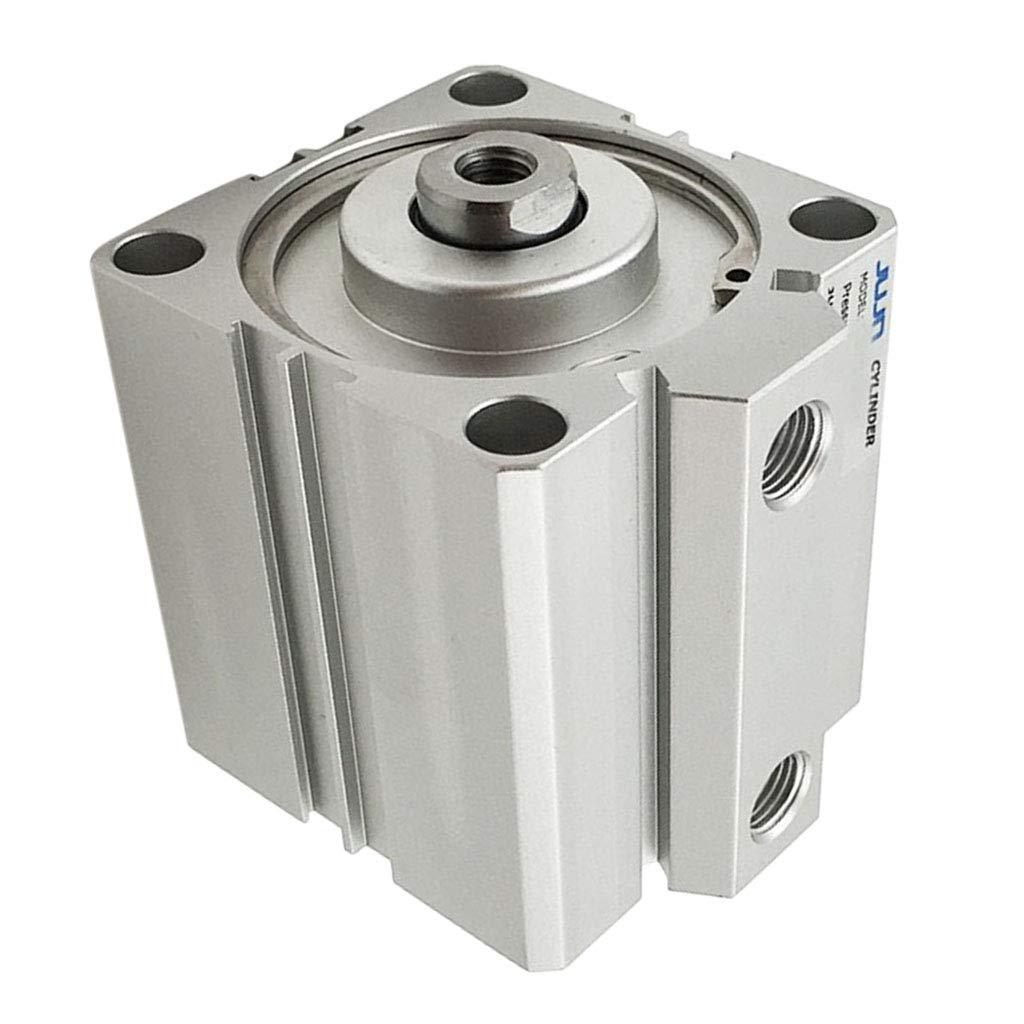 aus Aluminiumlegierung Homyl Pneumatik Luftzylinder Pneumatikzylinder Druckluftzylinder mit Doppeltwirkendem SDA32-70