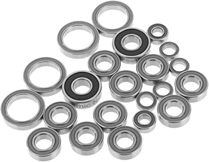 Traxxas 4 TEC 2.0 Ceramic Ball Bearings Super Fast Lightweight by ACER Racing