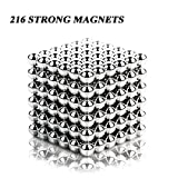 Puzzle Toy Rollable Magnets Fidget Toys for Anxiety Stress Helps Focusing (3mm)