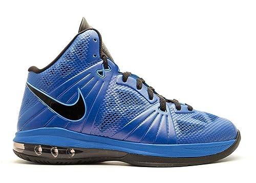 low priced a9016 1c692 Amazon.com   Nike Mens Lebron 8 P.S. Playoff Pack  441946-400  Varsity  Royal Black-White-Vibrant Blue Mens Shoes 441946-400-10.5   Shoes