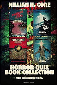 Book Horror Quiz Book Collection