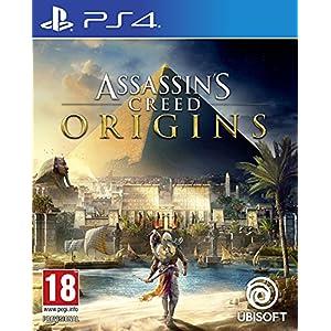 Assassin's Creed Origins (PS4) (UK IMPORT)