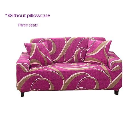 ishine sofá überwürfe Funda de sofá con Stretch elástico ...