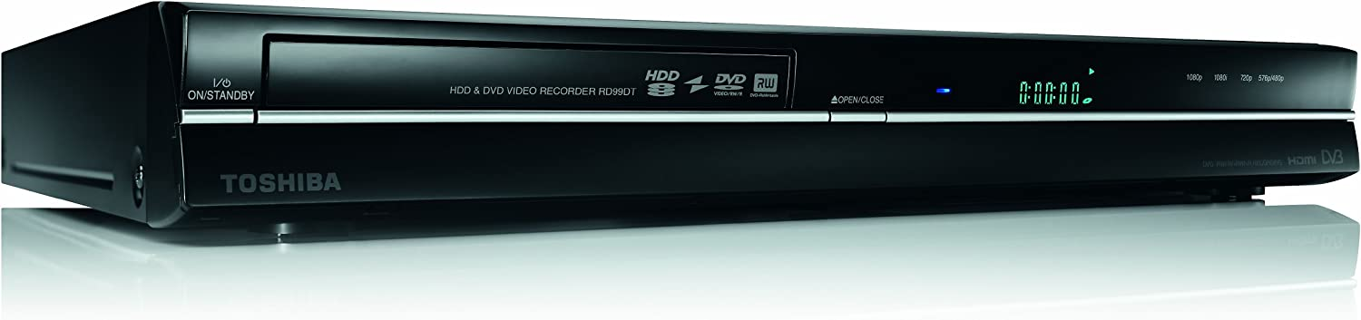 dvd recorder with hard drive and dvd burner