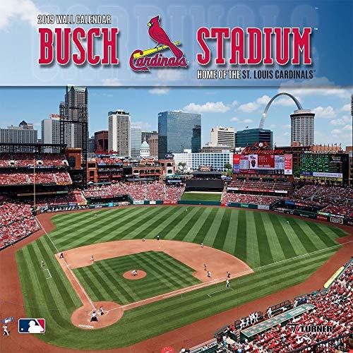 (Busch Stadium Home of the St. Louis Cardinals 2019 Calendar)