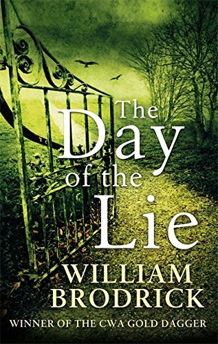 The Day of the Lie (Father Anselm Novels) by William Brodrick (2013-07-15)