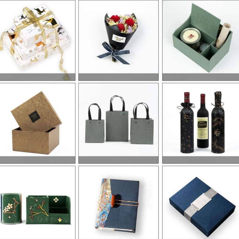 50 Beige Gedruckt Gedruckt Gedruckt Blaumen Geschenkpapier Kreative Geschenkpapier DIY Origami Werkzeug Dekorpapier -53  75 cm B07NVBN8LQ | Kostengünstig  812030