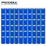 60pcx ER14250 1/2AA Size Lithium Batteries (3.6V & 1200 mAh)