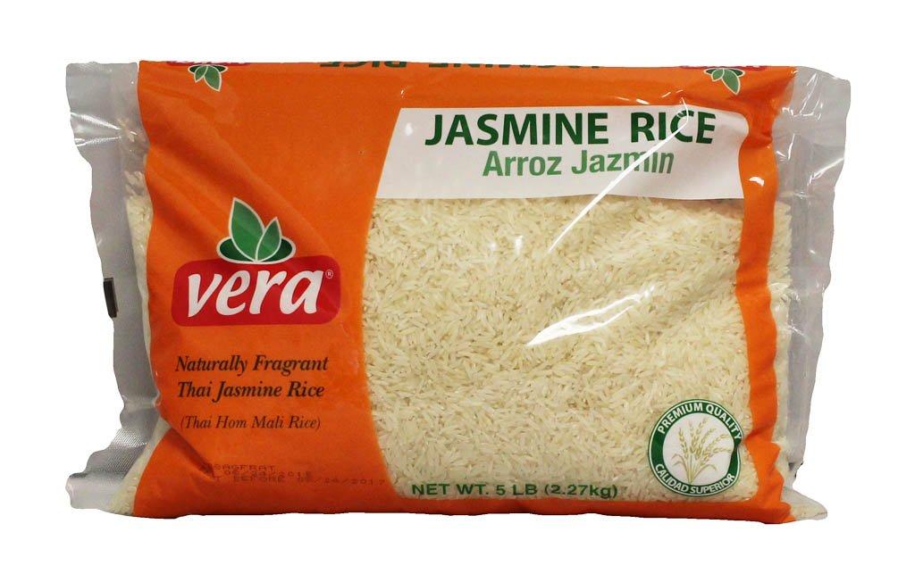 Vera Jazmine Rice 5 Lb - Arroz