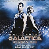 Battlestar Galactica: Season One by La-La Land Records