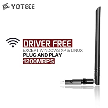 Review YOTECE USB WiFi Adapter