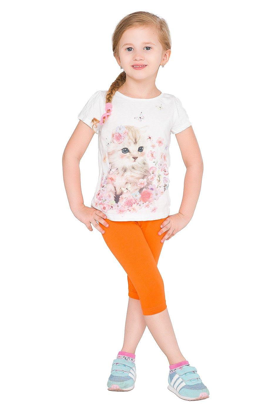 1b7b70e82 hi!mom - Leggings pirata infantiles - Algodón - Colores lisos - Tallas 2-13  años