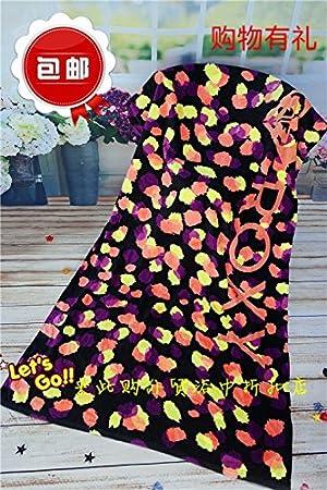 SunJin Boutique, puro algodón, algodón, agua absorbente, Roxy pétalos, la moda