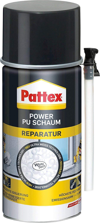 12 x espuma de poliuretano Espuma Power Reparación Pattex Espuma de montaje 300 ml: Amazon.es: Bricolaje y herramientas