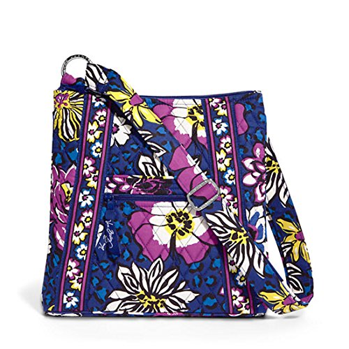 Vera Bradley Hipster Crossbody Bag (African - Violet Hipster