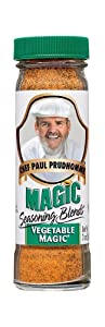 Chef Paul Prudhomme's Magic Seasoning Blends ~ Vegetable Magic, 2-Ounce Bottle