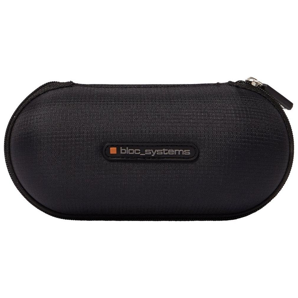 BLOC Colorado Glasses Case Black One Size
