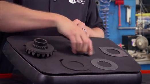 Yukon Gear /& Axle YPKF9-PC-SHIMS Shim Kit for 9 Ford Trac Loc Clutch