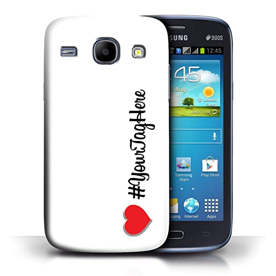 Amazon com: Personalized Custom Social Media IG Case Samsung