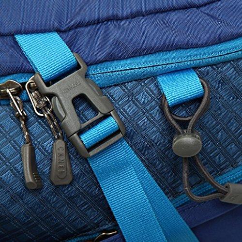 Los hombres y las mujeres bolsas de aire libre del alpinismo 30L de camping senderismo y el paquete de viajes de placer
