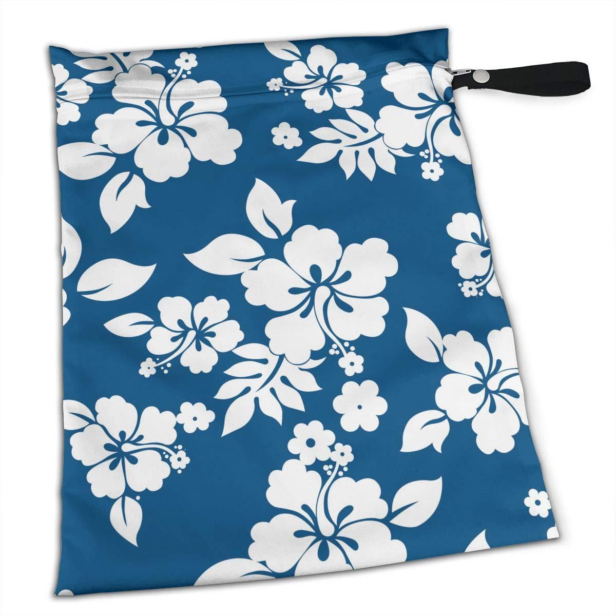 Amazon Com Niaobudai Hawaiian Flower Pattern Baby Wet And Dry