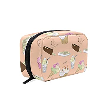 Amazon Com Cotton Candy Cake Decorations Women S Cosmetic Bags