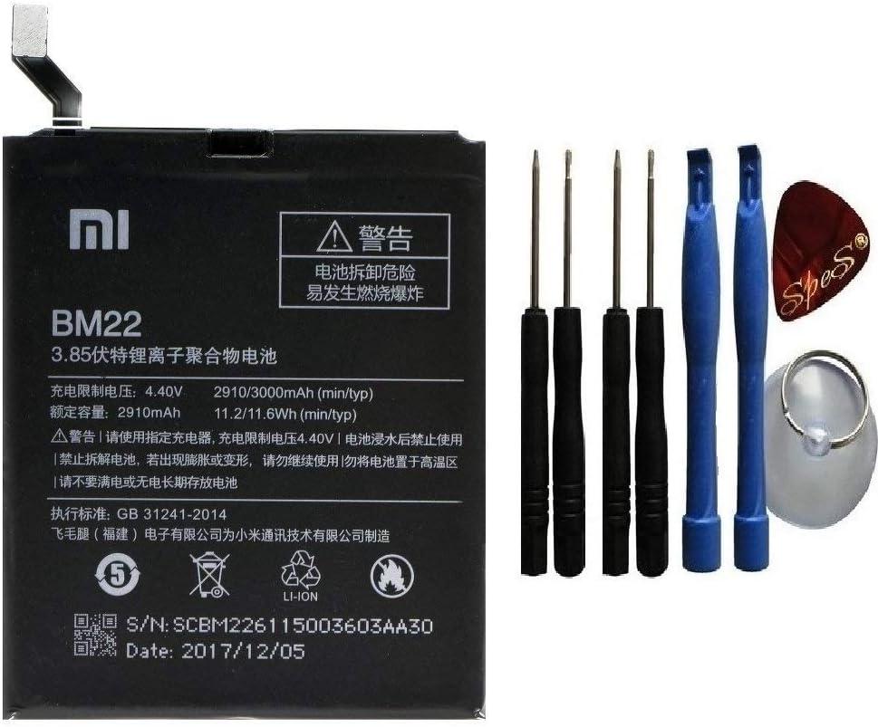 Batería Original para Xiaomi Mi5 BM22 2910 mAh/Herramientas