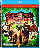 Jumanji 20th Anniversary Edition [Blu-ray] (Bilingual)