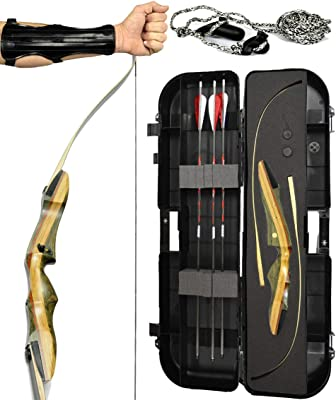 Spyder and Spyder XL Takedown Recurve Bow