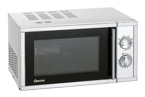 Bartscher - horno microondas con grill, 900 W: Amazon.es ...
