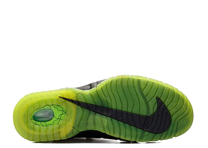 buy online ddf45 14b9d Amazon.com   Nike AIR MAX Penny 05 HOH Size 11.5 Highlighter Pack Black  Electric Green   Fashion Sneakers