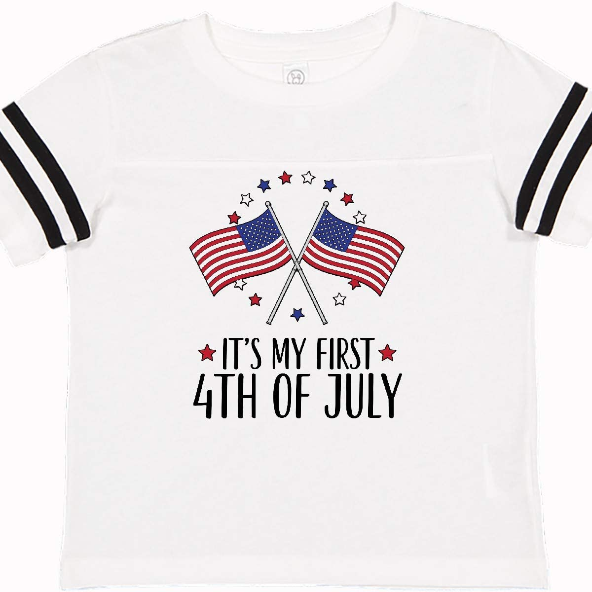 inktastic My 1st 4th of July Parade Toddler T-Shirt