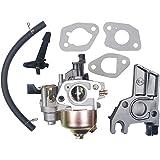 Leslaur Carburador Apto para Honda GX160 GX168F GX200 5.5HP 6.5HP ...