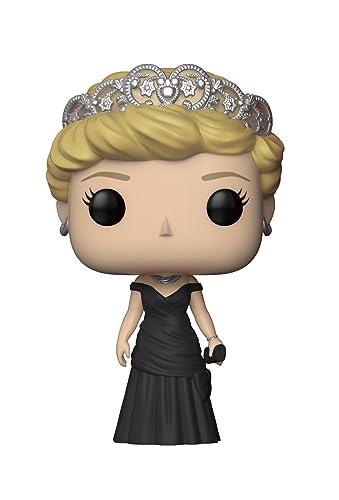 Funko 21946 Royal Family Princess Diana Pop Vinyl Figure + Pop Protector