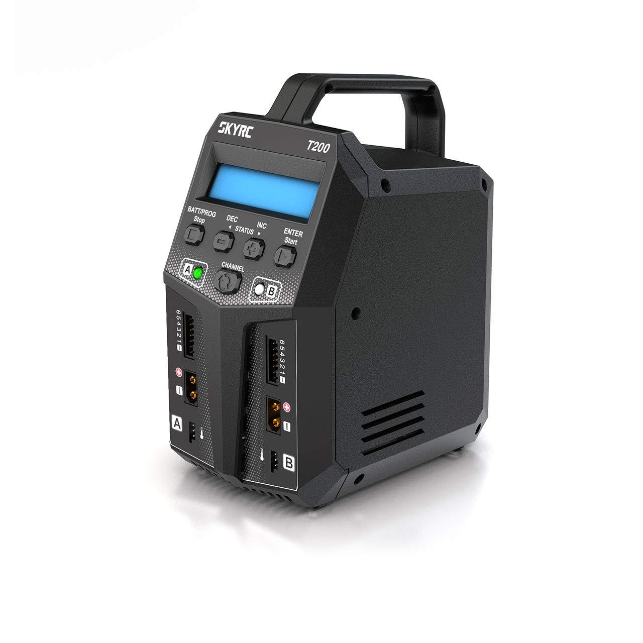 Venta en línea precio bajo descuento SKY SKY SKY RC T200 AC DC 12A Cochegador y desCochegador de Doble Equilibrio  Ahorre 60% de descuento y envío rápido a todo el mundo.