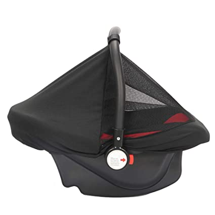 Astounding Qcwn Car Seat Cover Sun Bug Covers Infant Carrier Cover Ocoug Best Dining Table And Chair Ideas Images Ocougorg