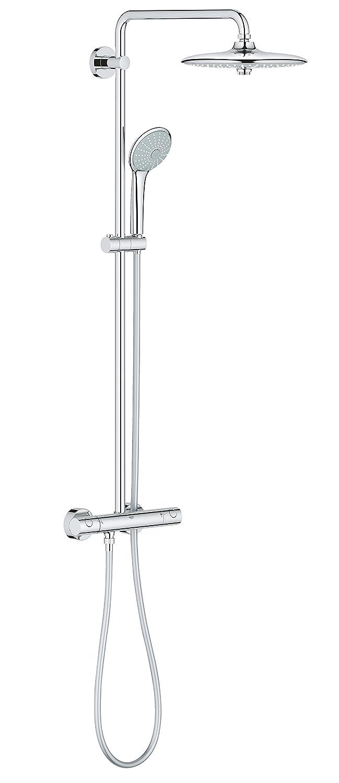 Grohe Euphoria  Sistema de ducha con termostato incorporado Ref